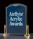 Marble Design Series Acrylic Award Achievement Awards