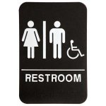 ADA Restroom Handicap Accessible ADA Signs