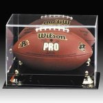 Acrylic Football Display Ball Holders