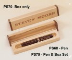 Tortoise Shell Finish Pen Gift Items