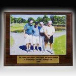 Photo/Certificate Plaque Golf Plaques