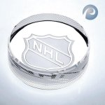 Hockey Puck Paperweights