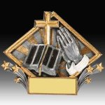 Religion Diamond Resin Religious Awards