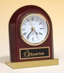 Rosewood Piano Finish Clock Secretary Gifts