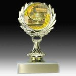 Mylar Holder Trophy Small Trophies